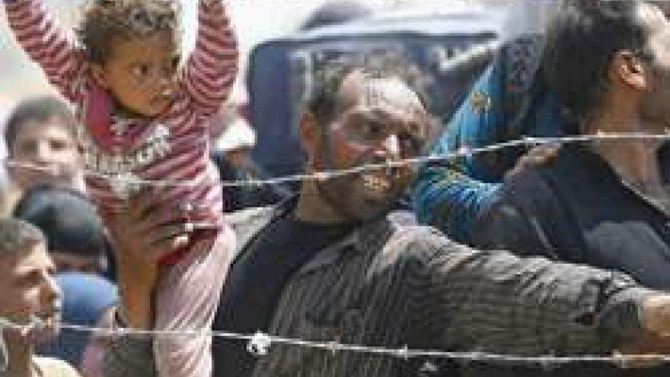 Unhcr: nel mondo 68,5 milioni di persone costrette alla fuga