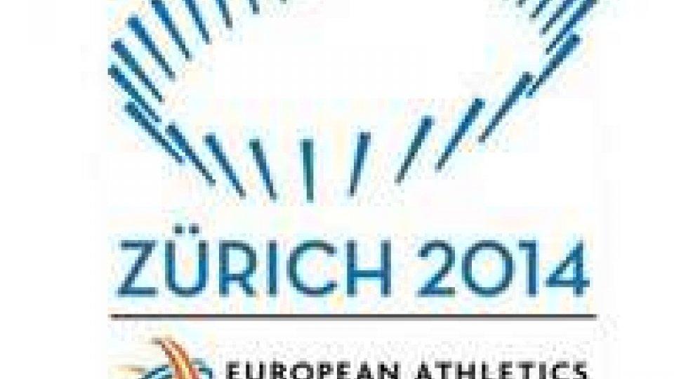 Atletica leggera: due sammarinesi a Zurigo per gli Europei