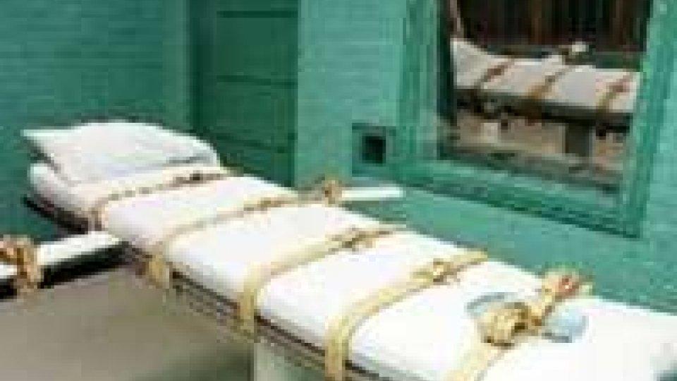 Usa: sospesa esecuzione all'ultimo minuto