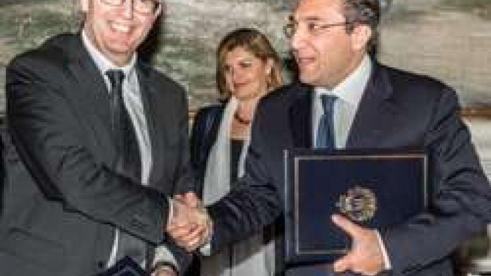 """Mussoni: """"Un passo avanti lo scambio di prestazioni con le Marche"""""""