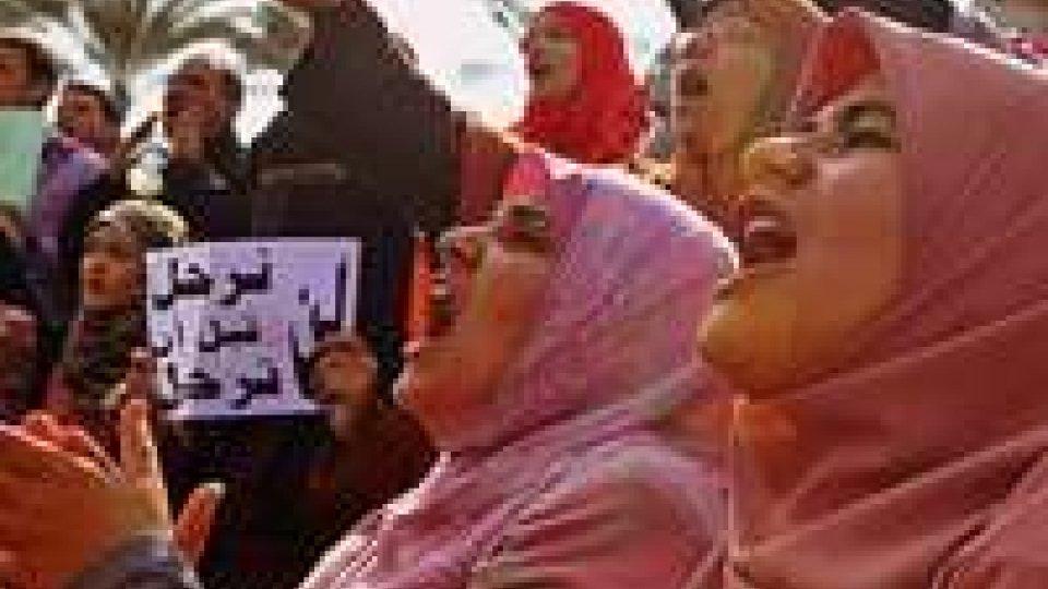 Egitto, piazza Tahrir fulcro della protesta