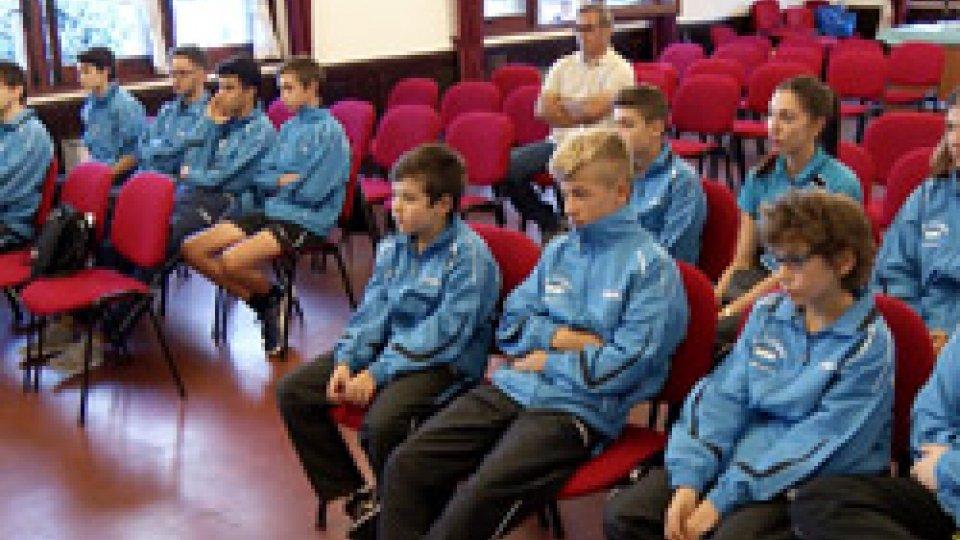 Juvenes TennistavoloTennistavolo, la Juvenes presenta le quattro squadre per la nuova stagione