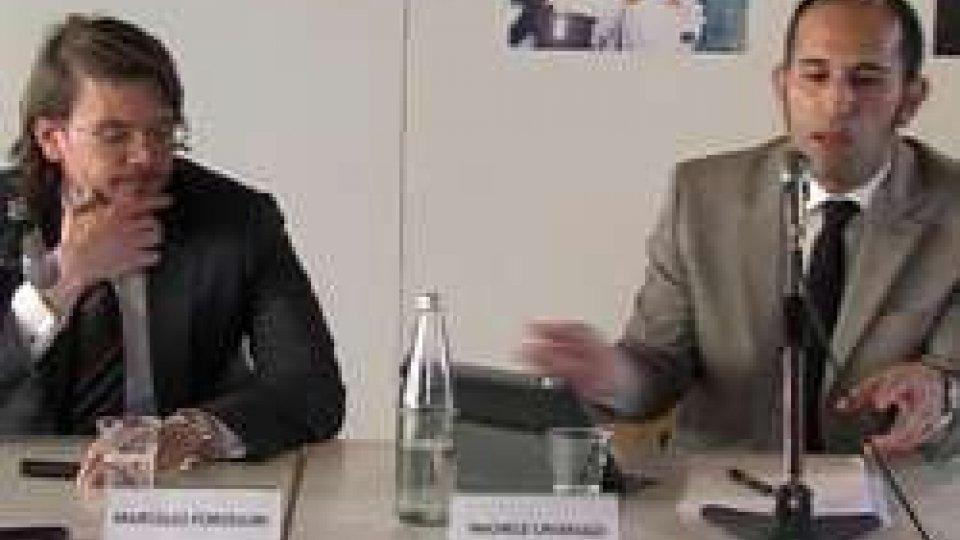 Marcello Forcellini e Michele Chiaruzzi