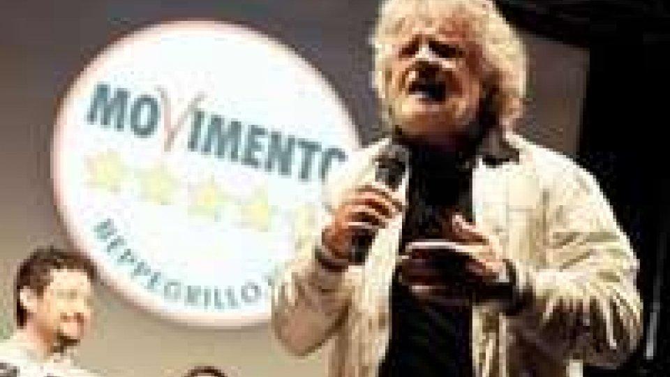 Amministrative italiane, primo test politico del governo Monti.  Boom di Beppe Grillo