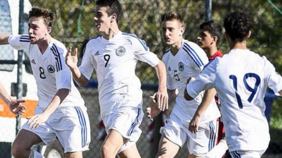 Nazionale U16 @Pruccoli FSGC