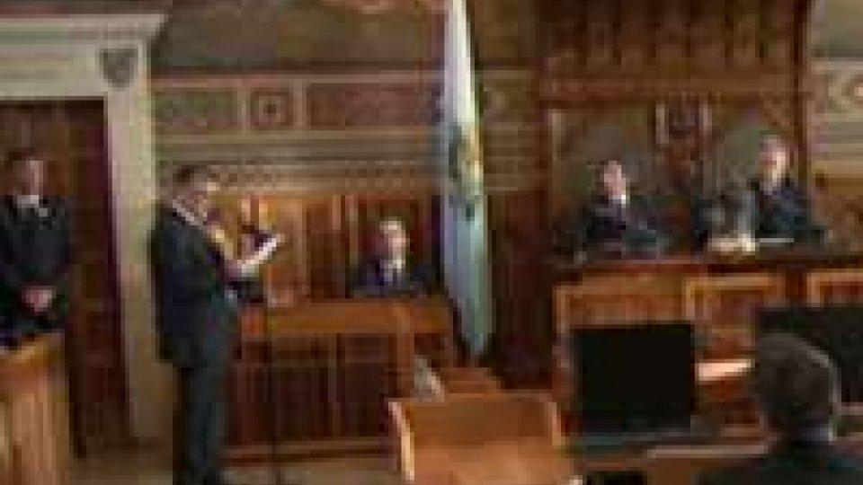 """Global Forum Ocse presso la Reggenza, il Segretario Capicchioni: """"San Marino sta facendo la propria parte""""Global Forum Ocse presso la Reggenza, il Segretario Capicchioni: """"San Marino sta facendo la propria parte"""""""