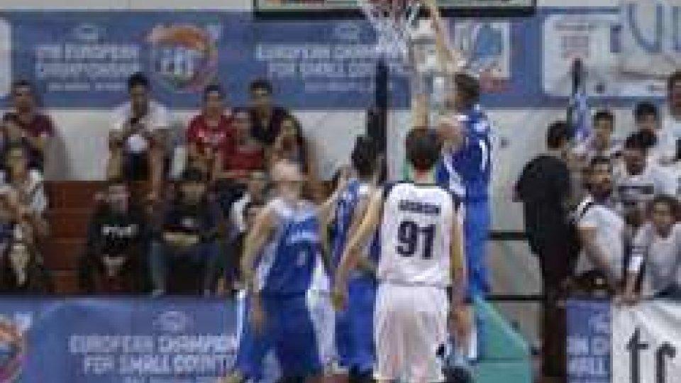 Eurobasket, San Marino distrugge la MoldovaEurobasket, San Marino distrugge la Moldova: ora lo spareggio con Gibilterra