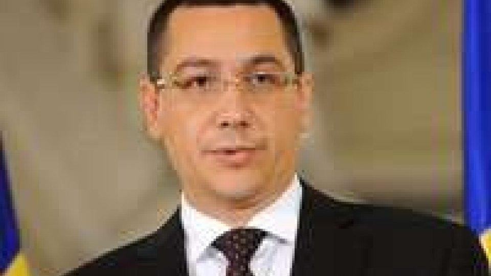 Romania, Victor Ponta: prima sfida accordo con l'FMI