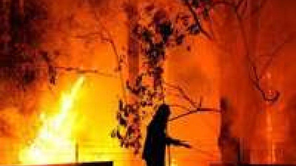 Australia: emergenza incendi con l'arrivo dell'estate australe