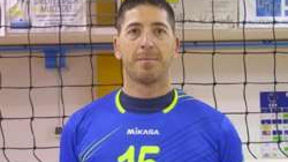 Francesco TabariniVolley, Titan Services di nuovo in vetta: Zinella ko 3-0