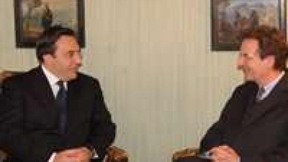 Mussoni incontra Ministro sanità Smom
