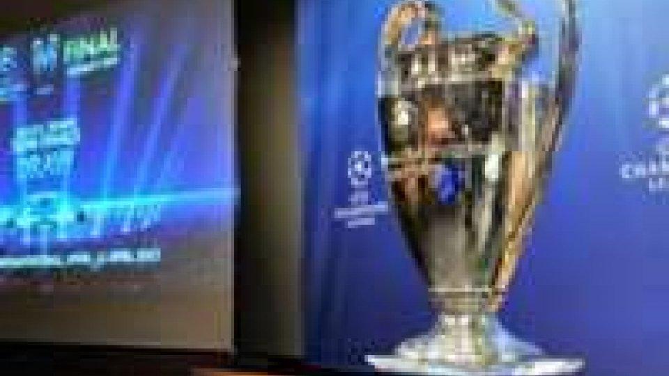 Sorteggi semifinali: Bayern-Barcellona e Borussia-Real Madrid
