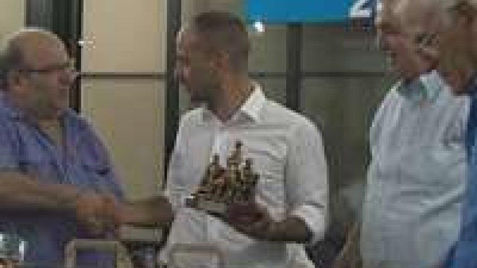 Calcio d'estate, premiato Matteo MazzaCalcio d'estate, premiato Matteo Mazza: l'intervista