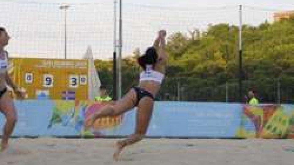 Beach volley femminile d'Oro