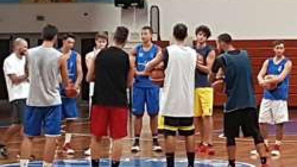 San Marino Titans, via alla preparazione