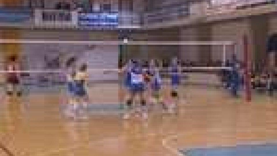 La squadra di volley femminile