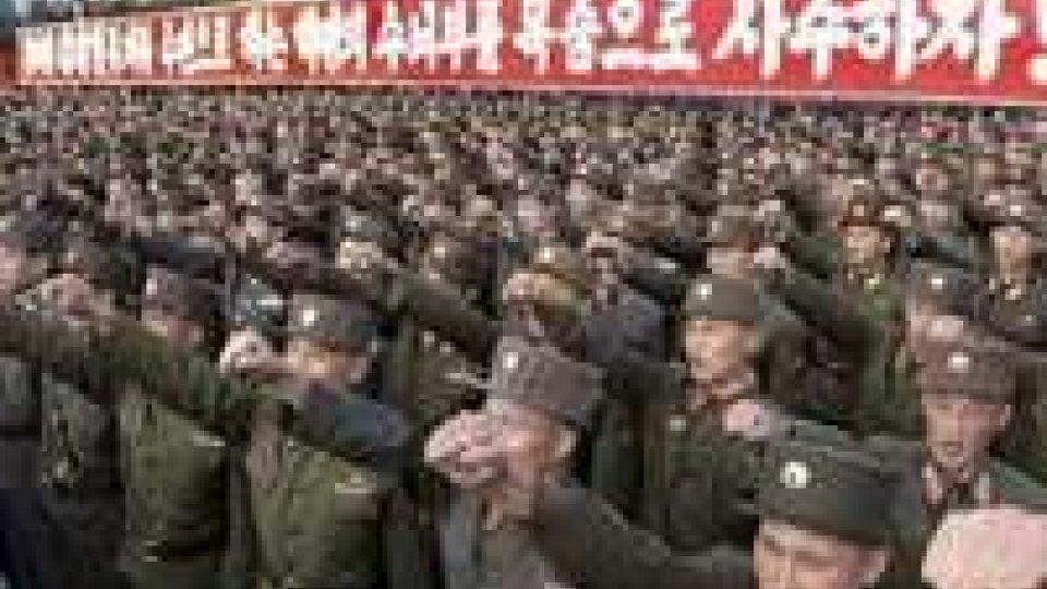Coree: chiesta da Pyongyang una normalizzazione dei rapporti