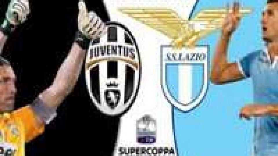 Supercoppa: Juventus-Lazio, curiosità in cifre