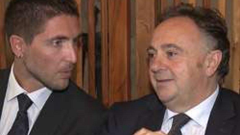 Luca Santolini e Jader Tosi