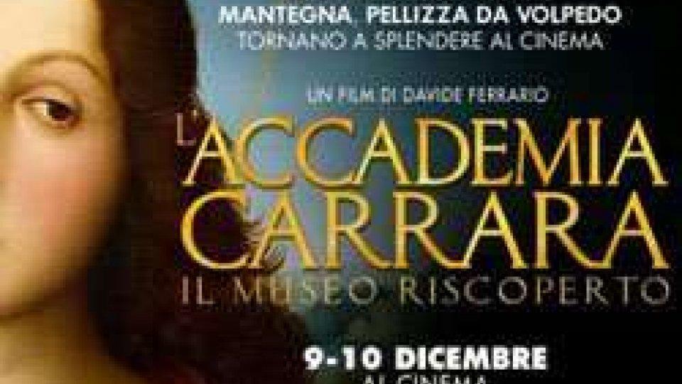 Rassegna La Grande Arte al Cinema - ACCADEMIA CARRARA