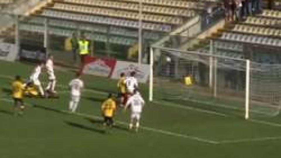 Forlì-Maceratese 2-3Forlì-Maceratese 2-3