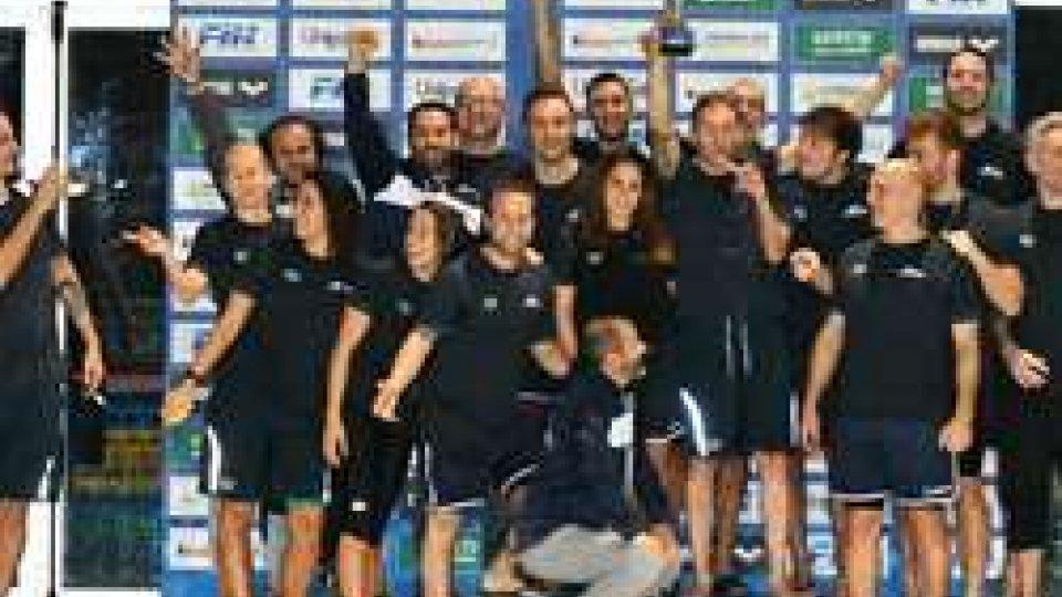 San Marino Master ad un passo della conquista del 14° Trofeo Città di Riccione