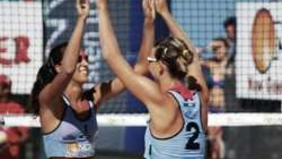 vBeach Volley, Italiani Assoluti: Pini/Bulgarelli finaliste a Cervia