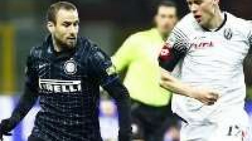 Inter-Cesena 1-1