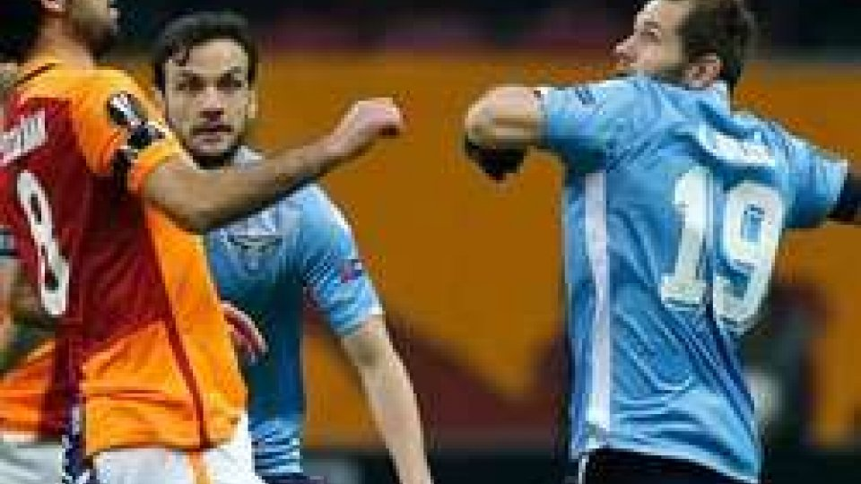 Lazio, 3-1 con il Galatasaray