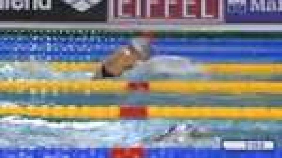 Nuoto, 18 medaglie per la spedizione azzurra agli Europei di Eindhoven