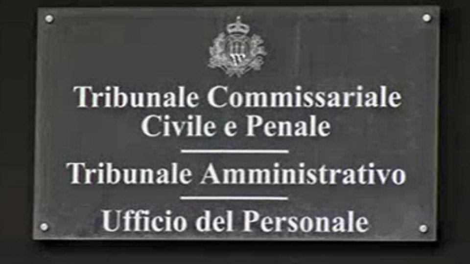 Il tribunale sammarineseGiudiziaria: condannato ad 1 anno e 10 mesi di prigionia Sandro Agostini