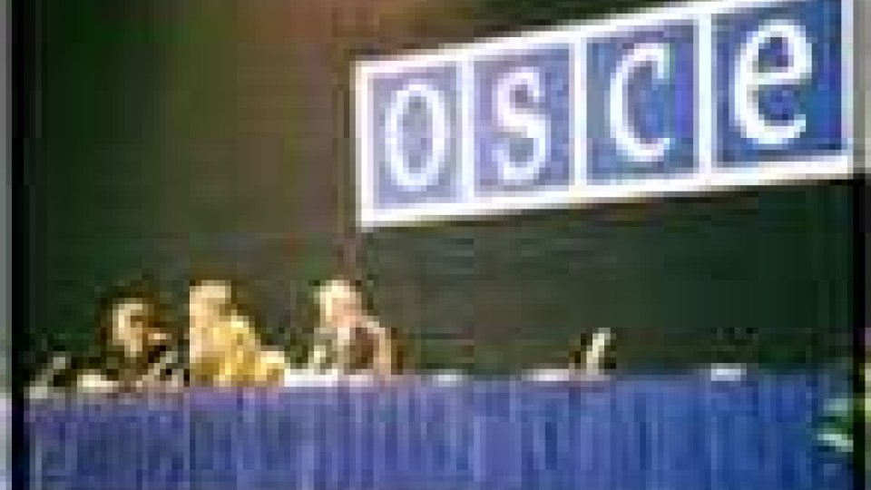 Rientra la delegazione sanmarinese dall 'Assemblea OSCE