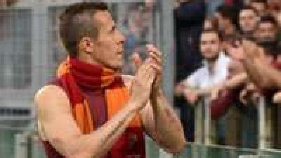Calcio: Perugia, ufficiale l'ingaggio di Rodrigo Taddei