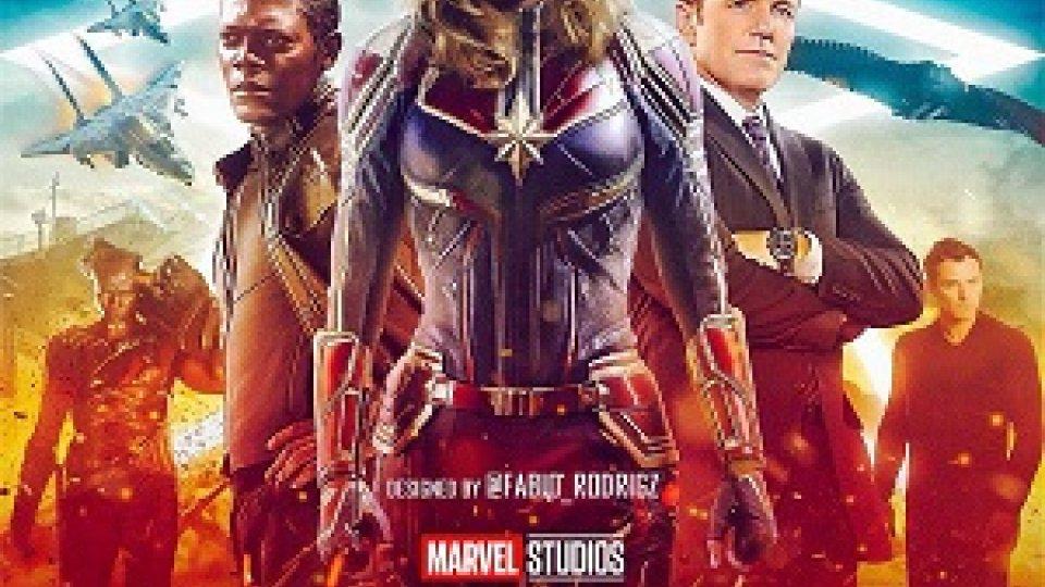Captain Marvel a San Marino Cinema