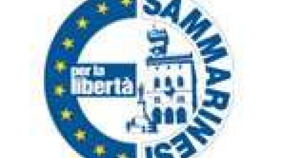 Sammarinesi per la Libertà su legge elettorale: conclusi gli incontri