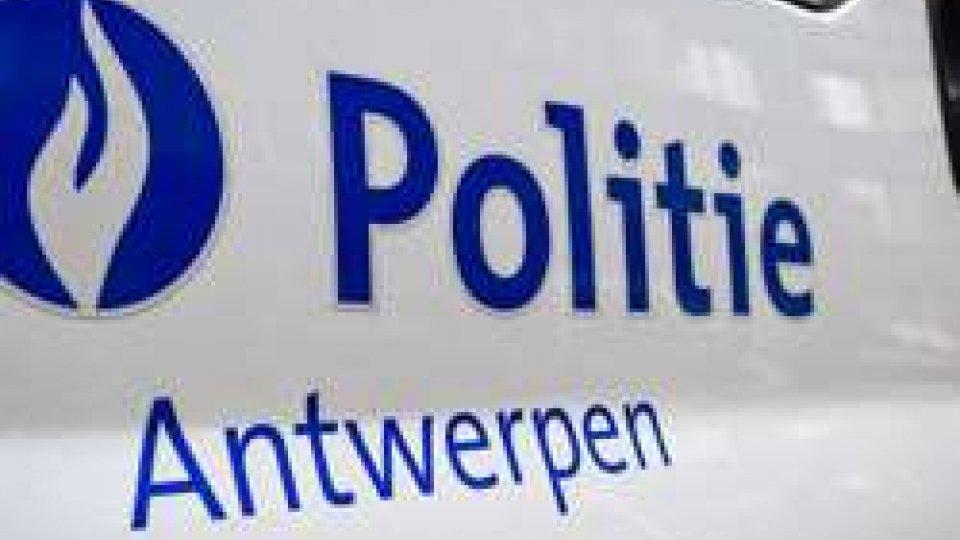 Polizia d'Anversa