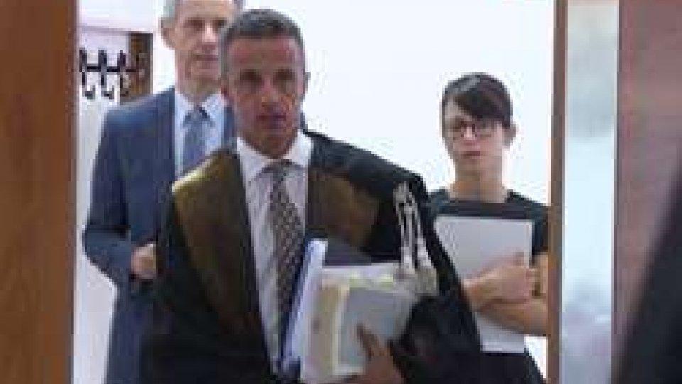 Il giudice Gilberto FeliciPassaportopoli: domanda di astensione del giudice assegnatario Gilberto Felici