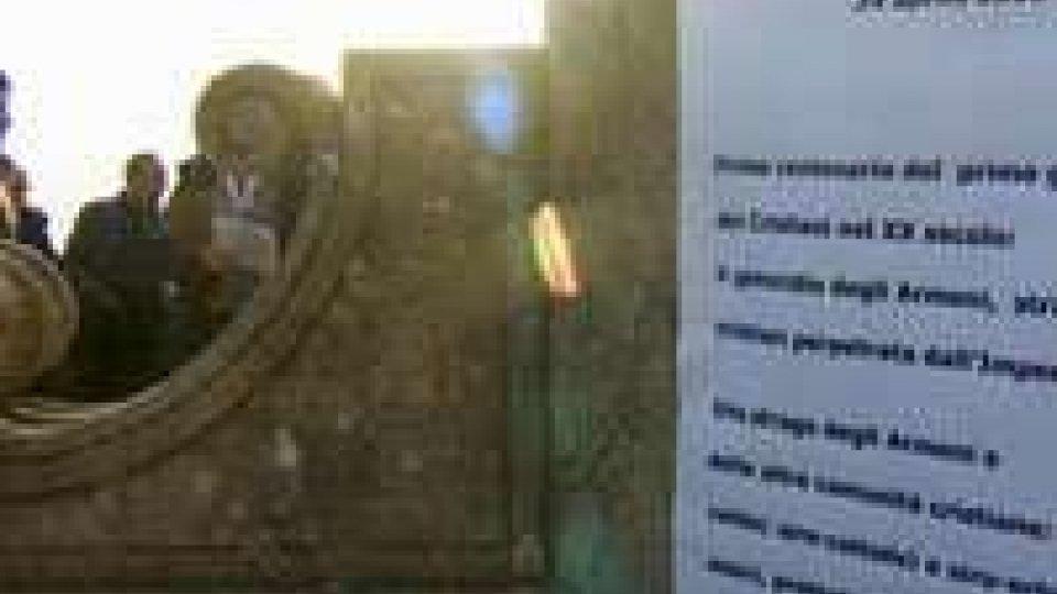 Genocidio armeno e cristiani perseguitati: flash mob sul Pianello