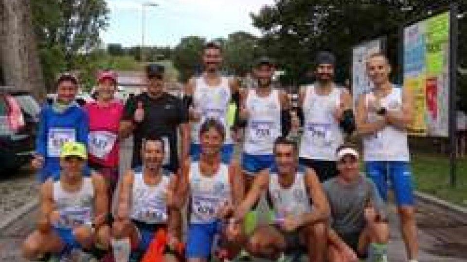 Gpa San Marino sul podio alla Maratona dell'Alzheimer
