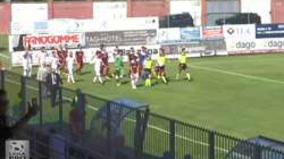 Fano - Forlì 2-0