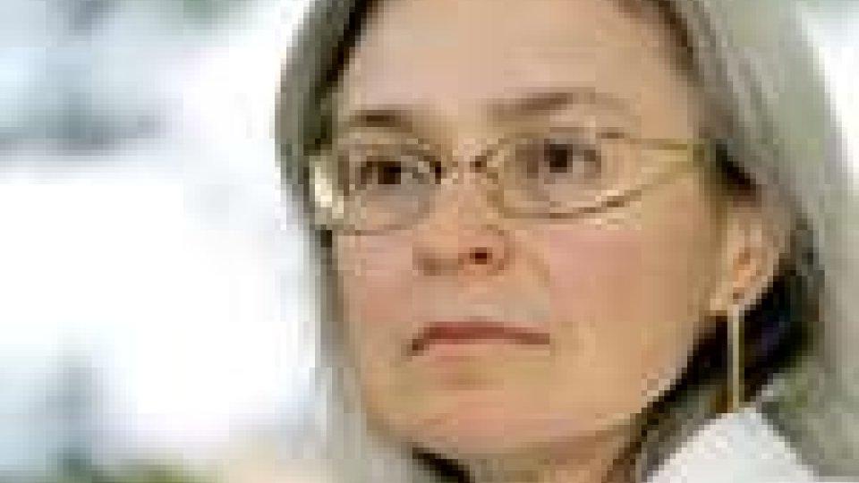 Svolta nell'inchiesta sull'omicidio di Anna Politkovskaja