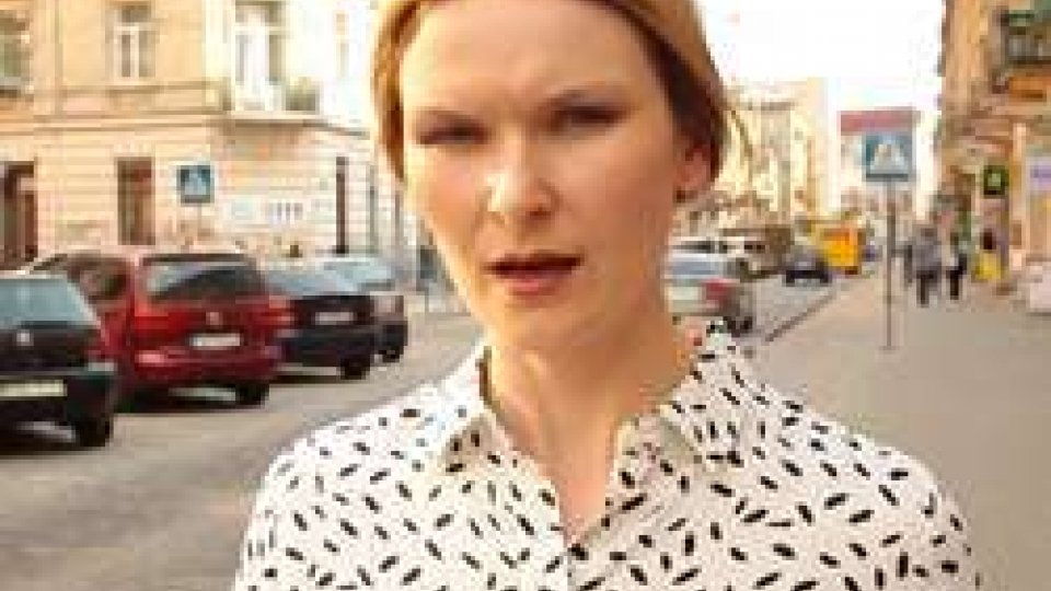 Viktoria PolischukUcraina: 2.500 morti tra i civili, secondo l'ONU, a causa del conflitto in Donbass