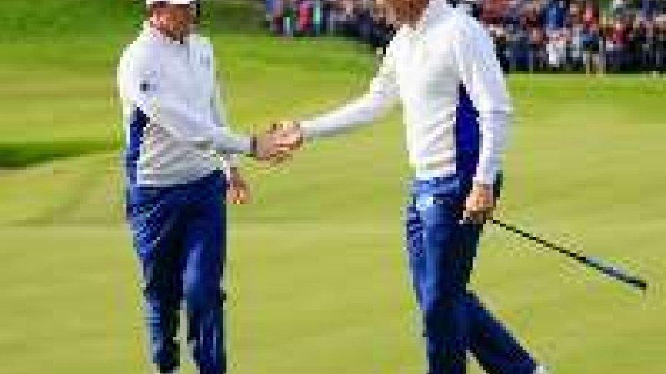 Ritorna la Ryder Cup di Golf