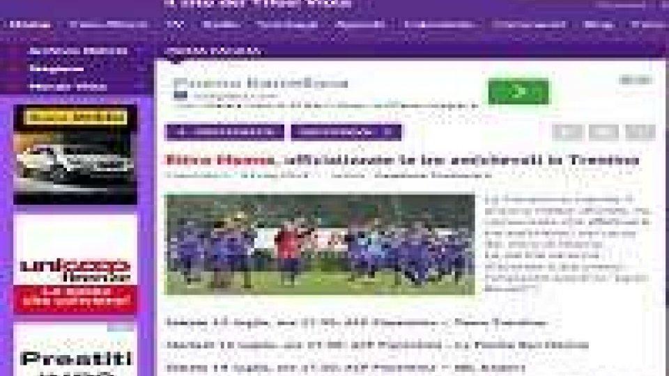 La Fiorita sfiderà in amichevole la Fiorentina