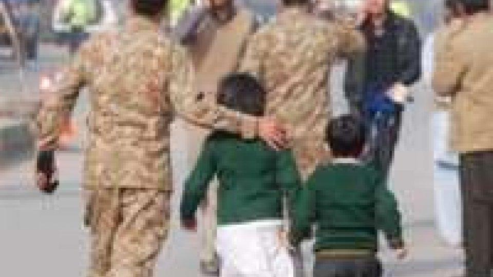 Strage di bambini in Pakistan: cordoglio dal Titano