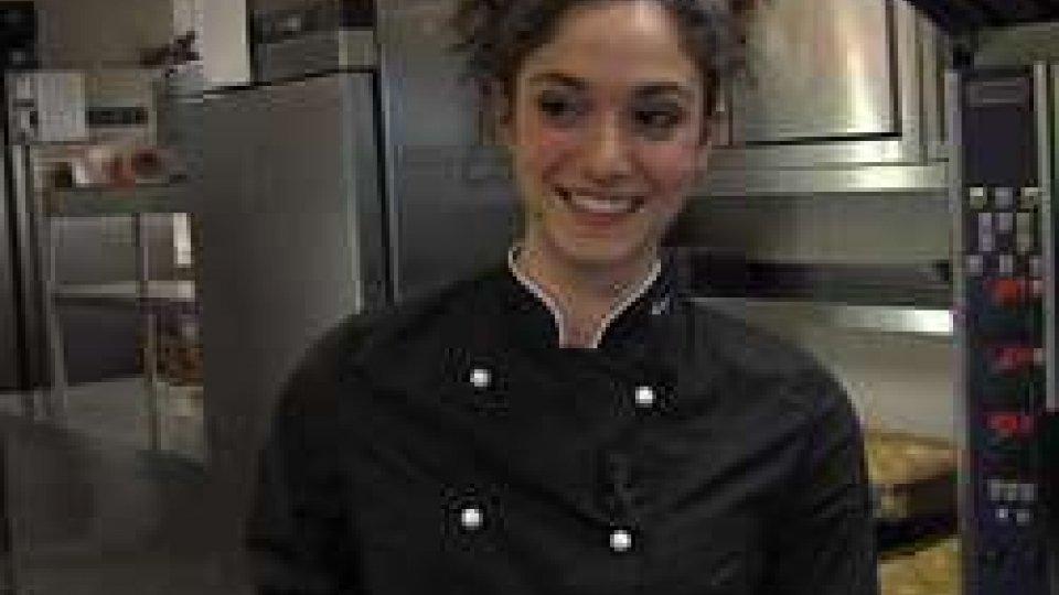 Cristina NicoliniIn cucina con Cristina Nicolini: a Serravalle un menu che vale 110
