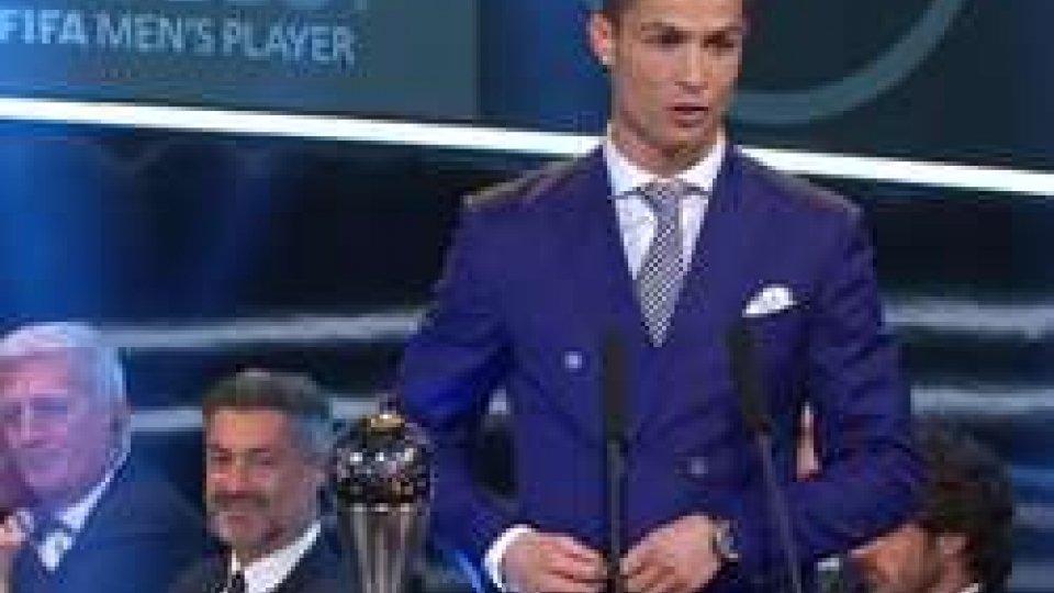 Cristiano RonaldoFifa, il trionfo di Ronaldo e Ranieri