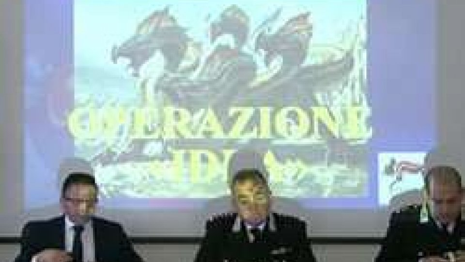 """operazione """"Idra""""Rimini, operazione """"Idra"""": sei arresti per associazione camorristica. L'intervista al comandante Conio"""