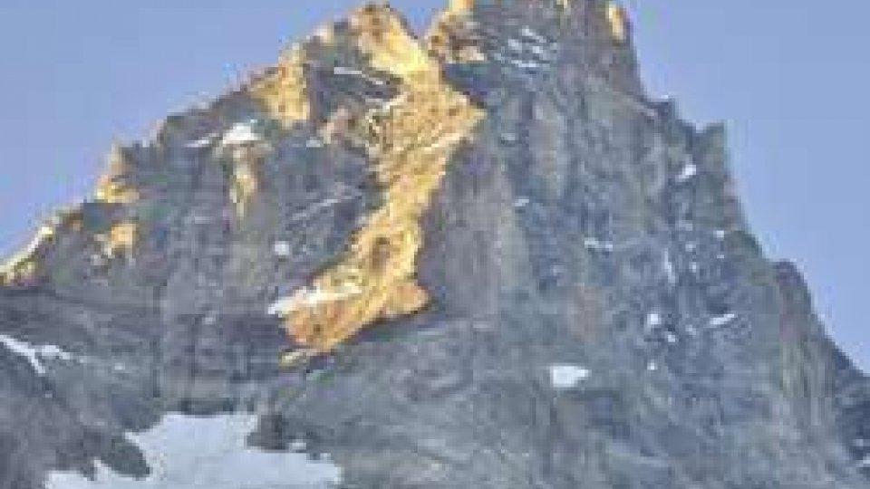 Cervino: morti due alpinisti