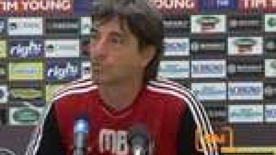 """Il Cesena a Milano con l'Inter. Beretta: """"Non ho rimpianti"""""""